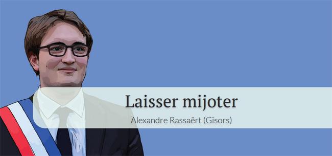 Alexandre Rassaert de Gisors