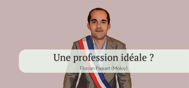 Florian Paquet à Moloy