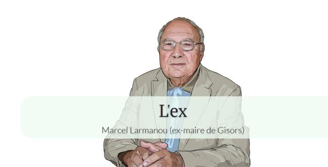 Marcel Larmanou Gisors