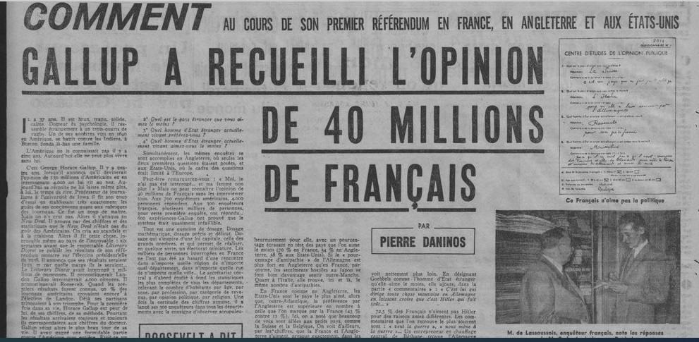 Dans le Paris-Soir du 22 juillet 1939