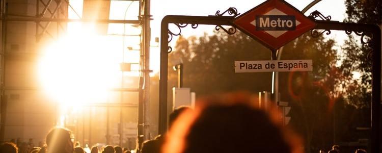 Madrid et le souvenir du franquisme