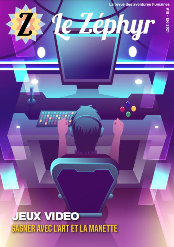 revue du Zéphyr sur les jeux vidéo