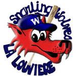 Logo La Louvière Snarling Wolves