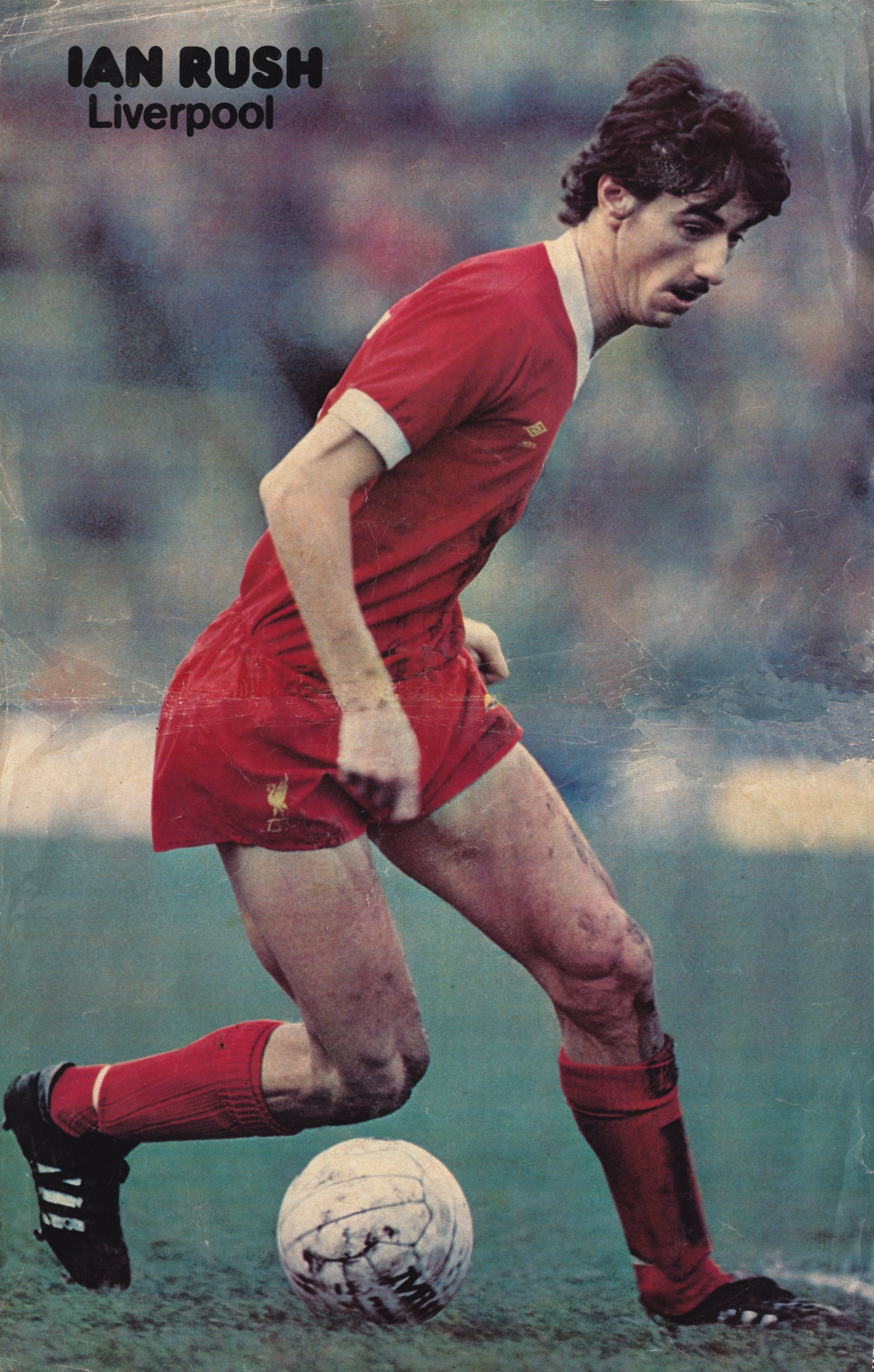 Liverpool career stats for Ian Rush  LFChistory  Stats galore for Liverpool FC