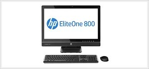 HP EliteOne 800 G1 PC All-in-One per le aziende