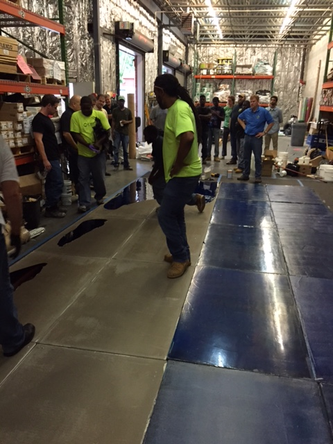 News  Events  2015  Fishman Flooring Solutions