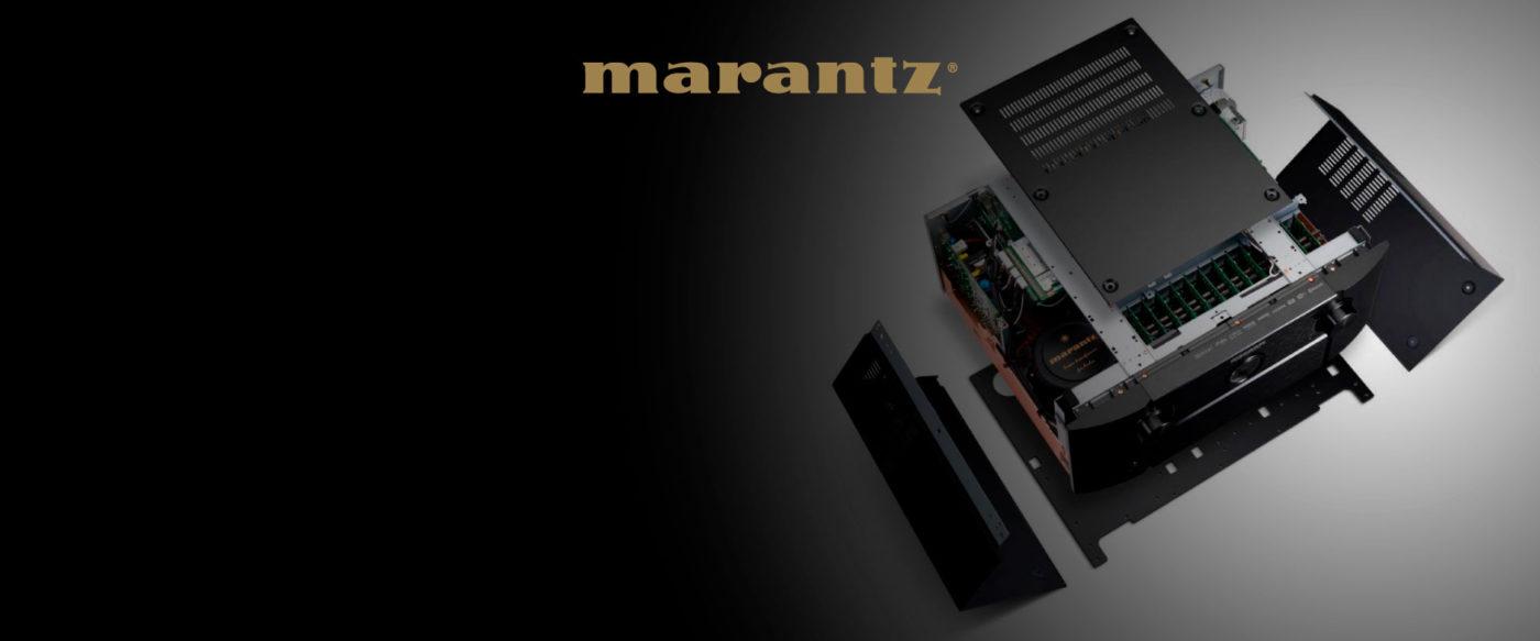 Sistemas de Sonido Marantz