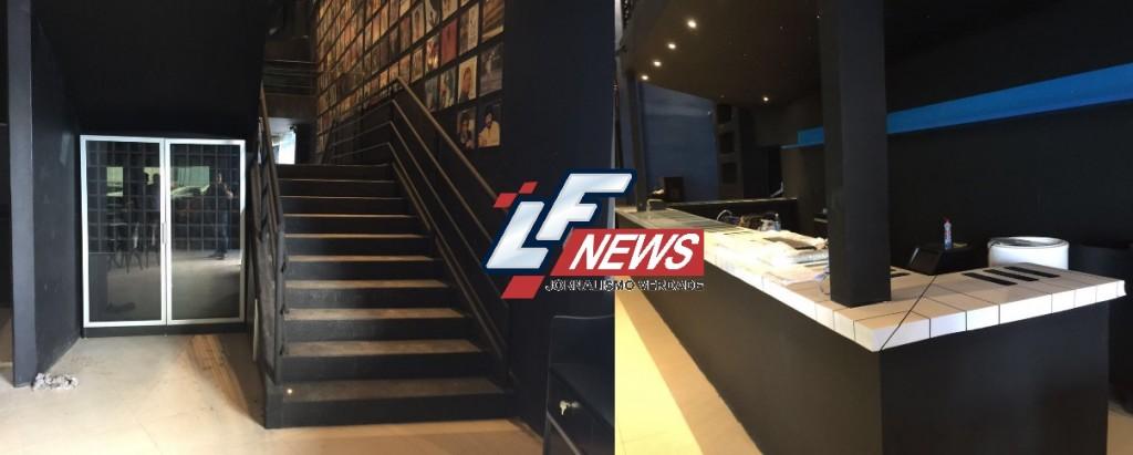 LF News Portal Notícias Lauro de Freitas bahia INAUGURAÇÃO bar SANTA MÚSICA VILAS5
