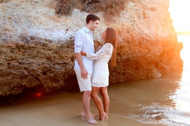 Engagement Photoshoot in the Algarve