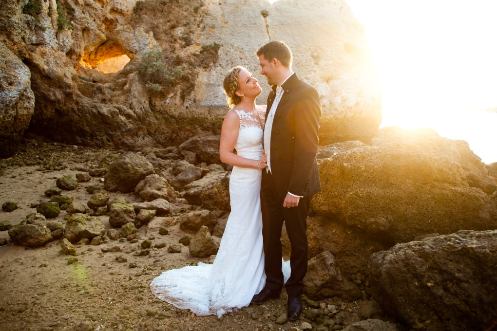 Wedding photographer in the Algarve