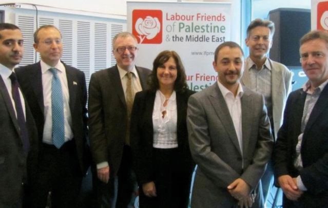 LFPME supporters at the LAB conference, 2011