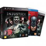 Injustice: Gods Among Us Edição Limitada - PS3