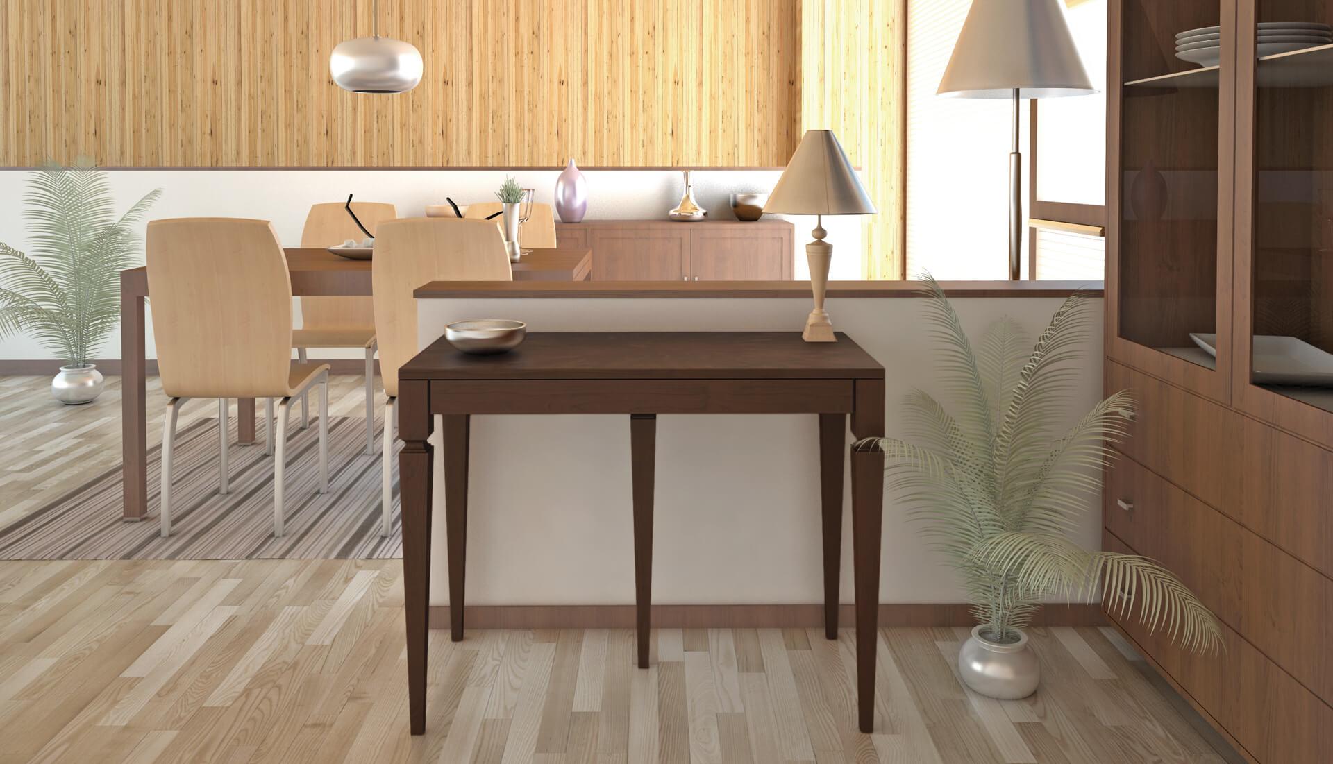 Tavolo consolle allungabile classico  LG Lesmo