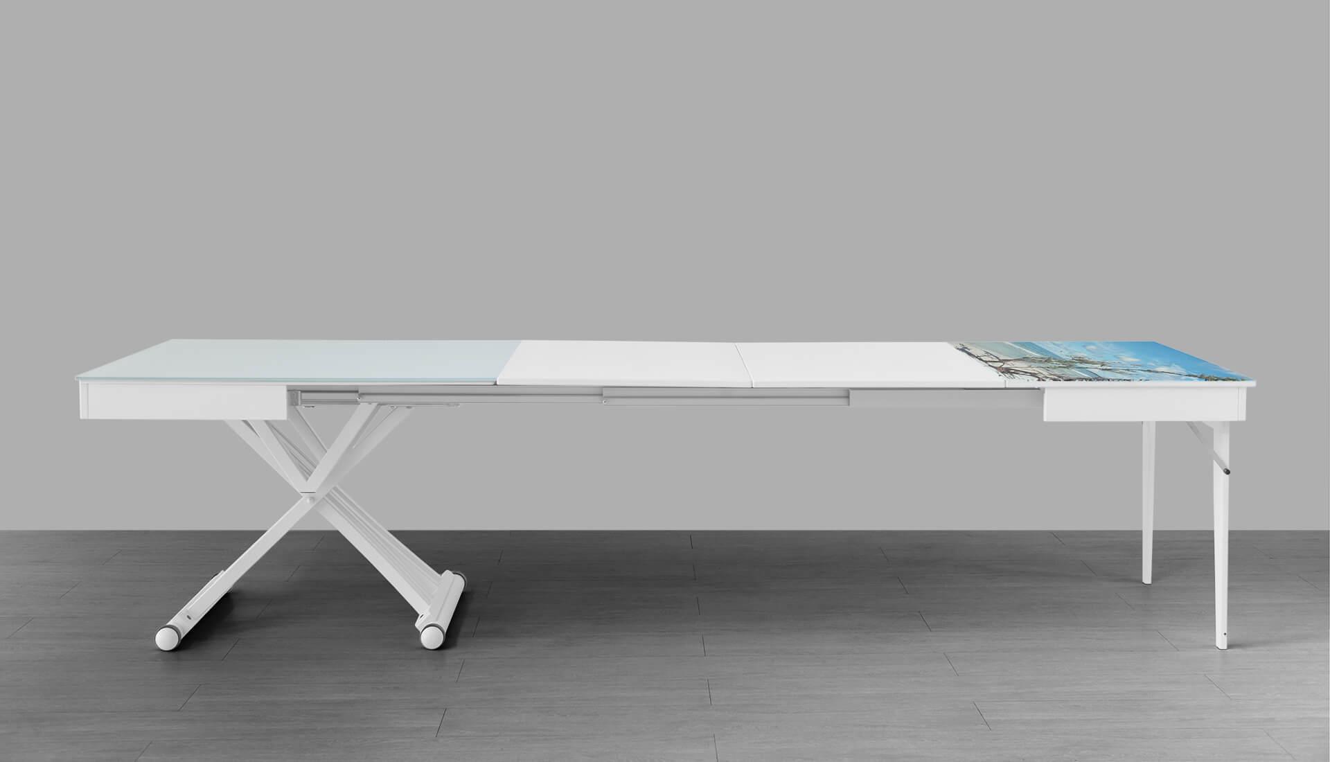 Tavoli in Cristallo  LG Lesmo