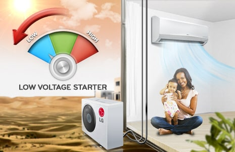 Low Voltage Starter(LVS)