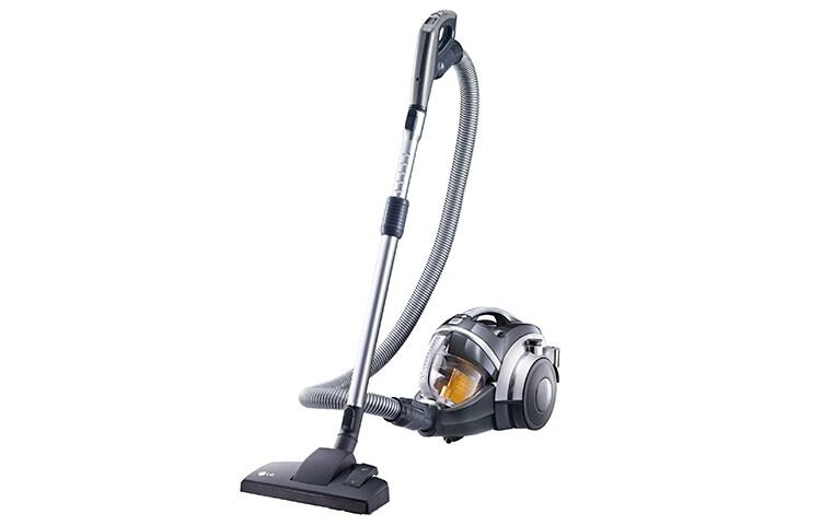 LG VK7320NNT: Dust Compression Technology Vacuum Cleaner l