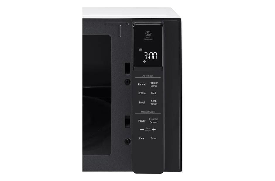 neochef 25l smart inverter microwave oven