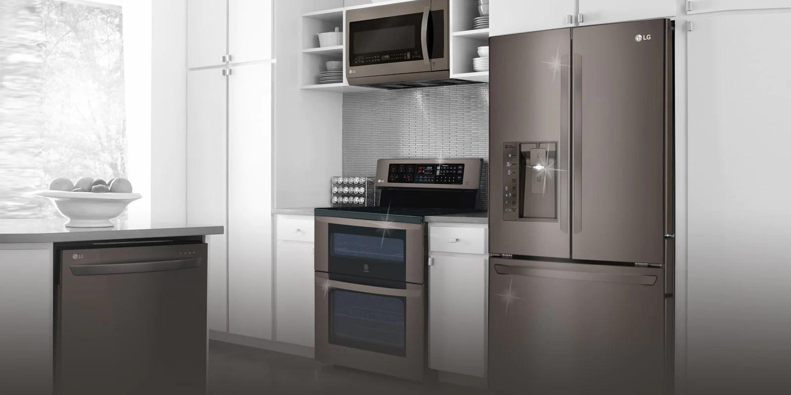 Kitchen Appliances Stoves Fridges  More  LG Canada