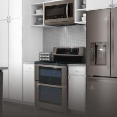 Lg Kitchen Appliance Packages Cabinets Handles Appliances Stoves Fridges More Canada Black Stainless Steel Series