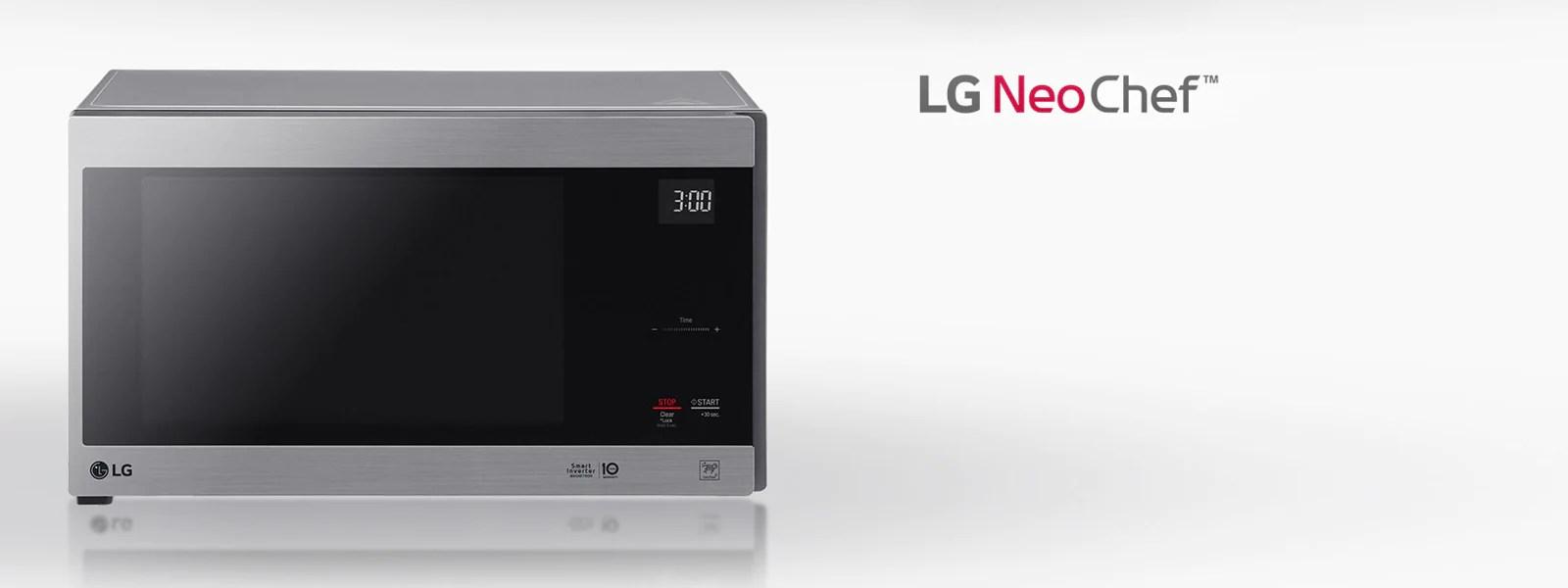 countertop microwaves lg canada