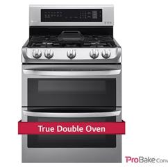 Kitchen Ranges Gas Appliance Deals Lg Ldg5315st Range Canada Double Oven With Probake Convection And Easyclean
