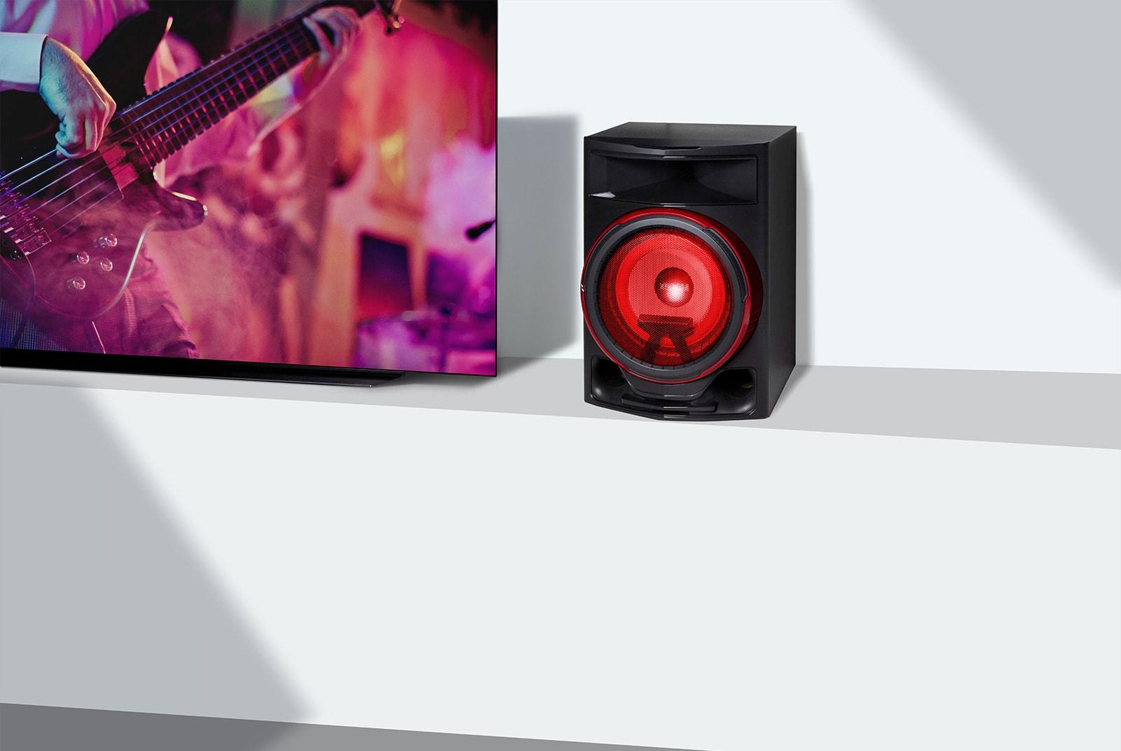 La mejor experiencia de sonido con TV Sound Sync1