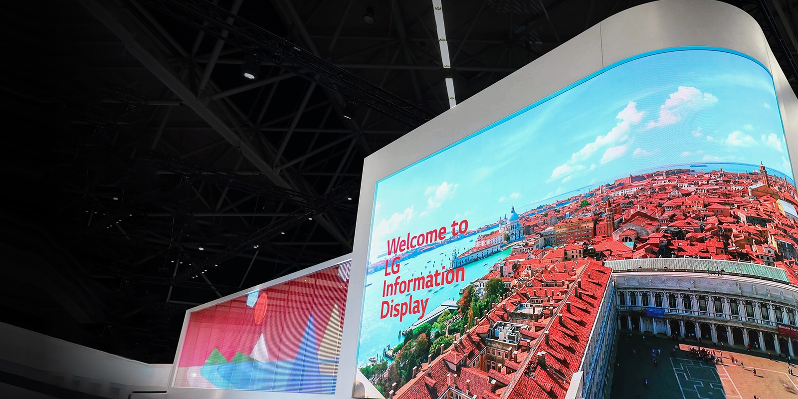 hight resolution of redefine your space with lg led signage