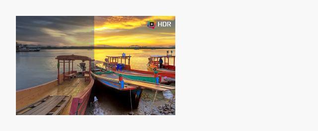 LG 35WN75C-B HDR10
