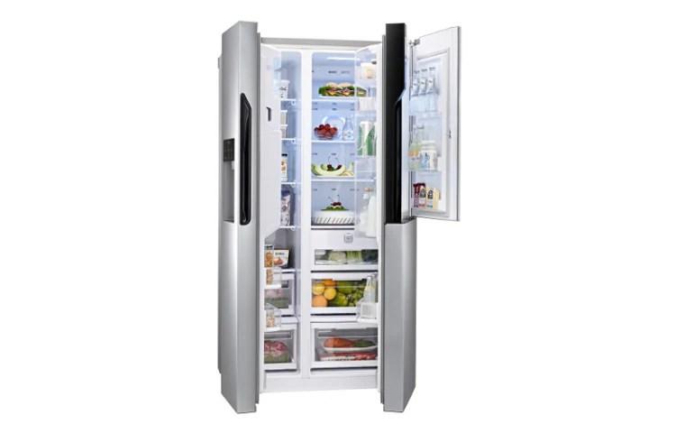Frigoriferi SidebySide frigoriferi americani LG