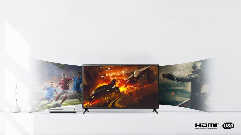 LG TV 43LK5100 Full HD 1080P/Virtual Surround Sound