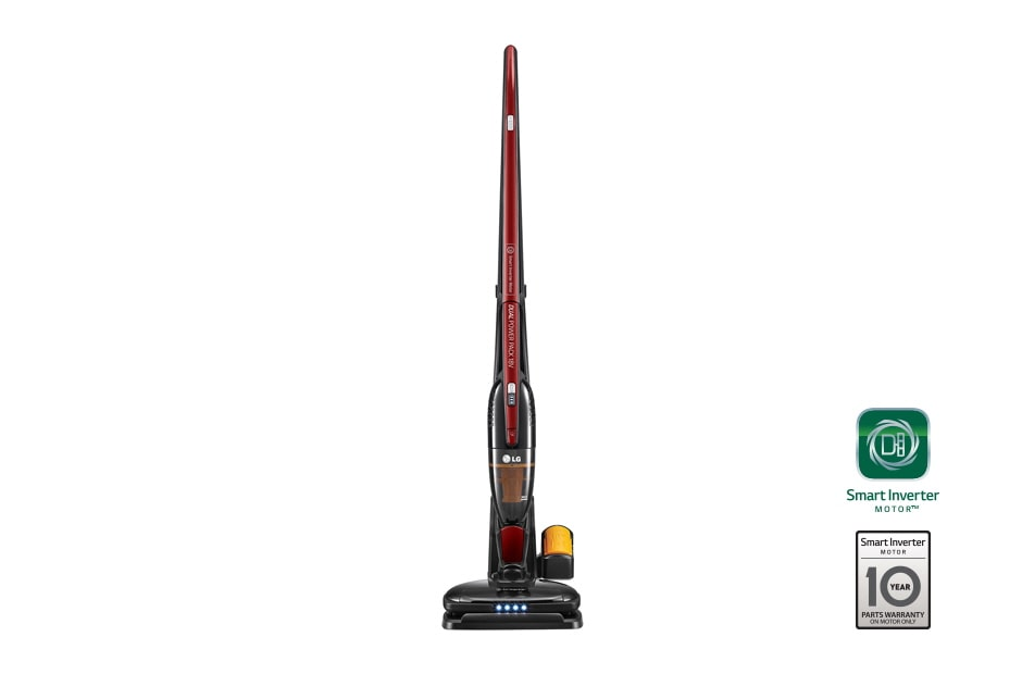 LG CordZero Handstick Cordless Vacuum Cleaner with Smart