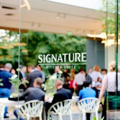 Lg Kitchen Suite Update Ifa 2018 Luxury Signature Launches In Europe A View Of The Summer Garden Area At