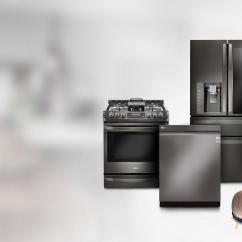 Lg Kitchen Appliances Cabinets Paint Compare And Home Usa