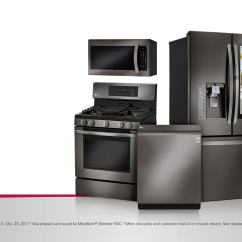 Big Lots Kitchen Appliances Cabinets Brooklyn Lg Deals On Home Usa