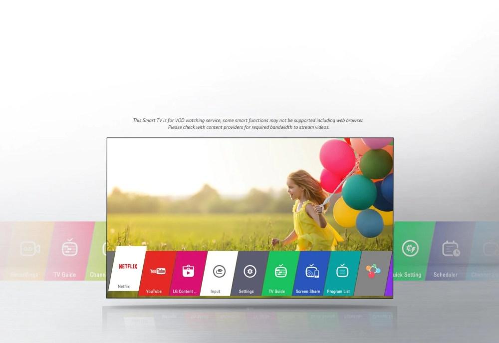 medium resolution of lg smart tv