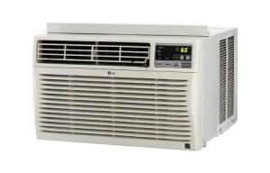LG LW1212ER: 12,000 BTU Window Air Conditioner with Remote