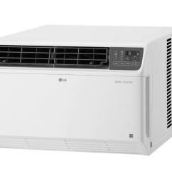 lg air conditioners lw1517ivsm 14 000 btu dual inverter smart wi fi enabled window air conditioner [ 1100 x 730 Pixel ]