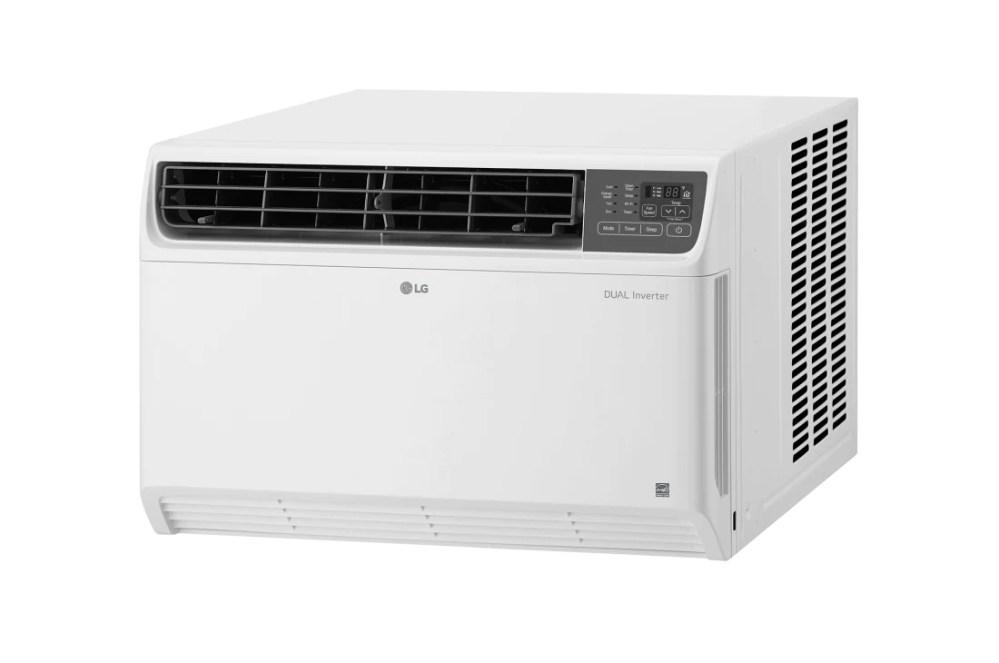 medium resolution of lg air conditioners lw1517ivsm 14 000 btu dual inverter smart wi fi enabled window air conditioner