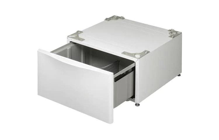 LG WDP4W Laundry Pedestal White LG USA