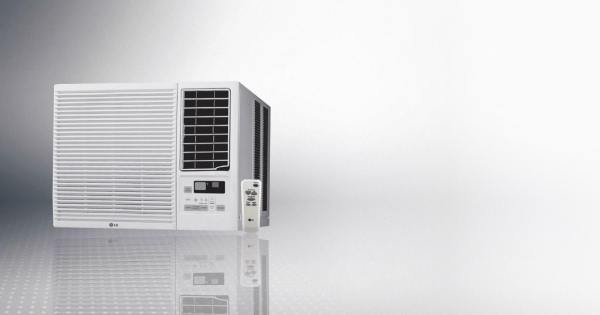 LG Air Conditioners Window Units