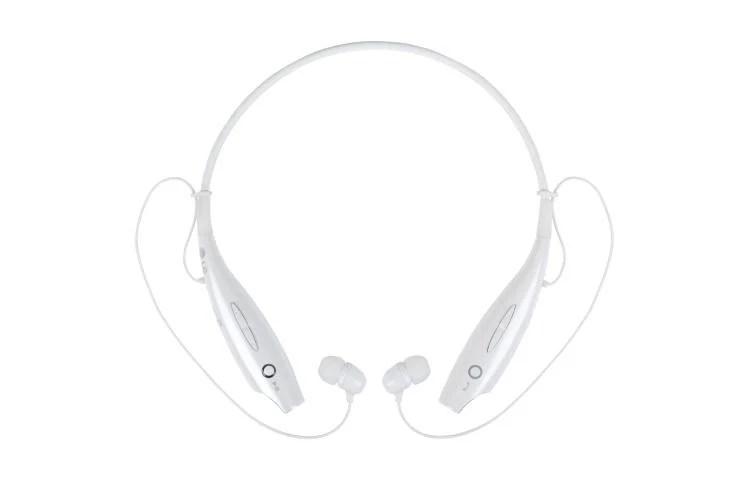 LG HBS-730 WHITE: LG TONE+ By LG| LG USA