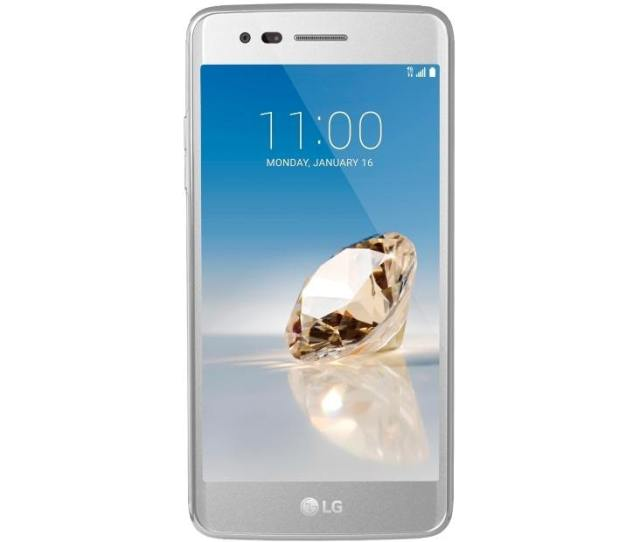 Cell Phones Lg Aristo Silver Metro By T Mobile 1