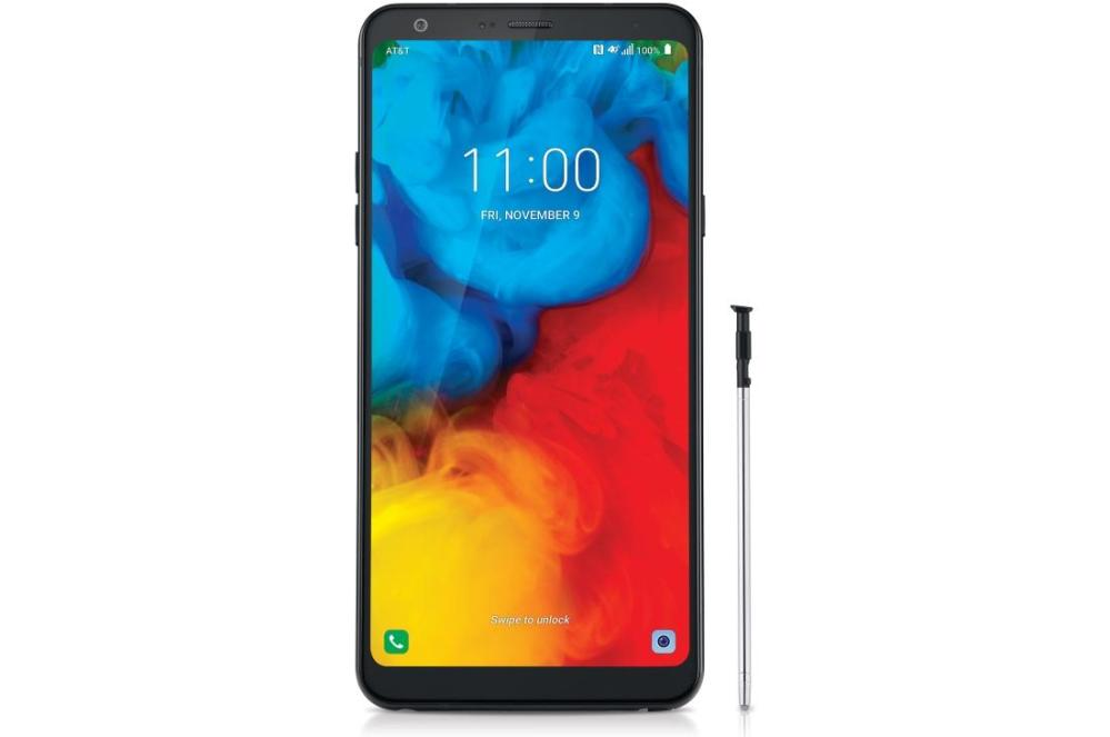 medium resolution of lg cell phones lmq710wa lg stylo 4 at t 1