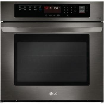 lg wall ovens single double built in