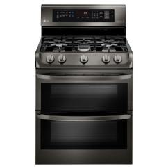 Kitchen Ranges Gas Tool Lg Ldg4315bd Save Up To 222 00 For A Limited Time Usa Double Oven Range With Probake Convection Easyclean And Gliding Rack
