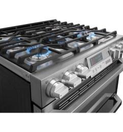 lg cooking appliances lutd4919sn lg signature 7 3 cu ft smart wi fi enabled [ 1100 x 730 Pixel ]