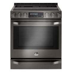 Kitchen Ovens Cabinets Kings Lg Ranges Cook With Precision Usa Studio 6 3 Cu Ft Smart Wi Fi Enabled Electric Slide In