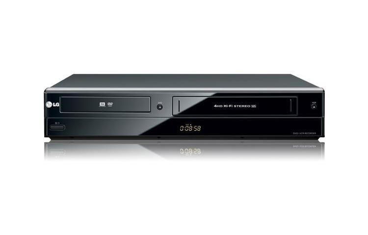 LG RC897T: Super-multi DVD Recorder/VCR with Digital Tuner