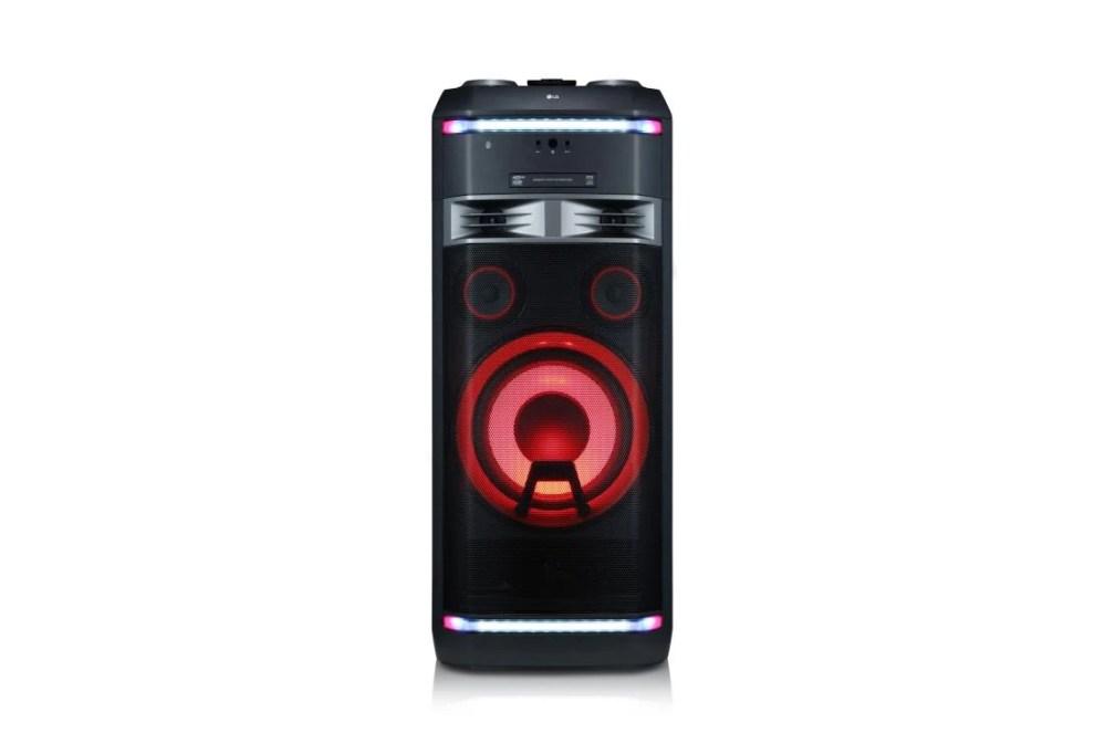 medium resolution of  model lg xboom 1800w home entertainment system w karaoke dj effects