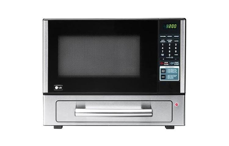 1 1 cu ft countertop microwave oven with baking oven